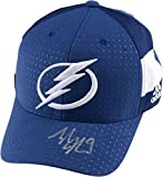 Tyler Johnson Tampa Bay Lightning Autographed Adidas Cap - Fanatics Authentic Certified - Autographed NHL Hats