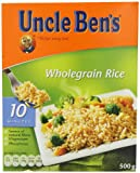 Uncle Ben's Wholegrain Rice 500 g (Pack of 12)