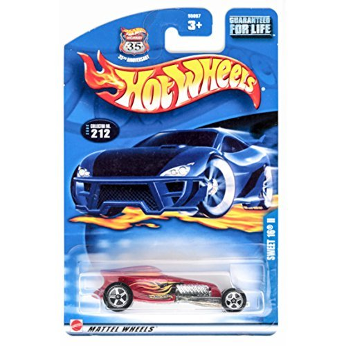 Hot Wheels 2002 Sweet 16 II Red 212 - 1