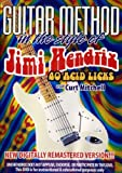echange, troc Guitar Method: Jimi Hendrix - 40 Acid Licks [Import USA Zone 1]