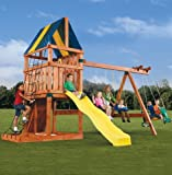 Alpine Custom Ready-to-Build Swing Set Kit (Lumber and Slide not included)