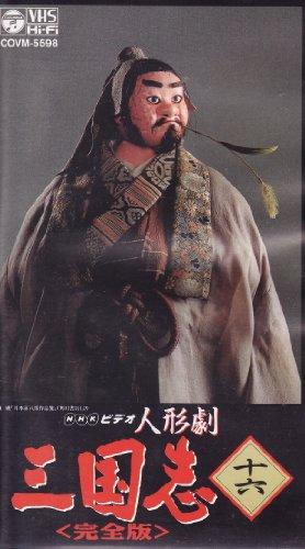NHKビデオ・三国志(16) [VHS]