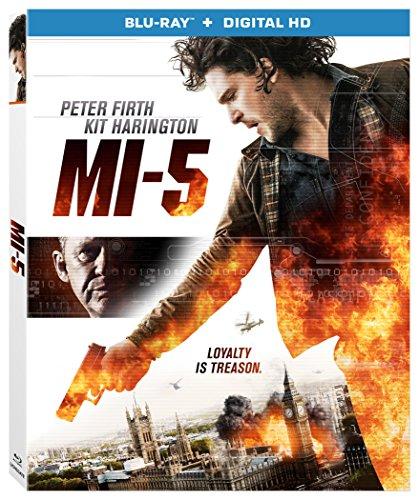 MI-5 [Blu-ray + Digital HD]