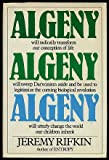 img - for Algeny, A New Word--A New World book / textbook / text book