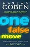 One False Move: a Myron Bolitar Novel (0340728507) by Coben, Harlan