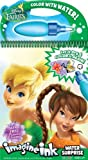 Bendon Disney Fairies Water Surprise Book