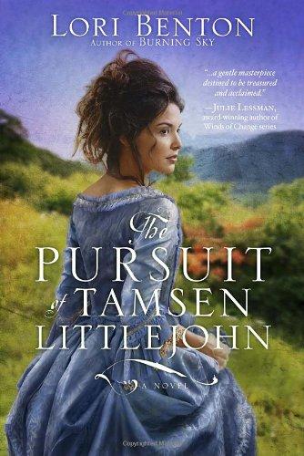Image of The Pursuit of Tamsen Littlejohn: A Novel