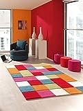 Kinderteppich Spielteppich Rainbow