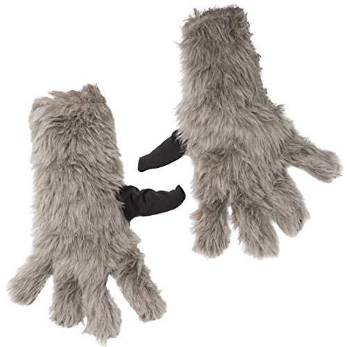 Adult Rocket Raccoon Gloves - 1
