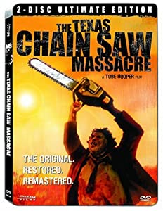 """Cover of """"The Texas Chain Saw Massacre [B..."""