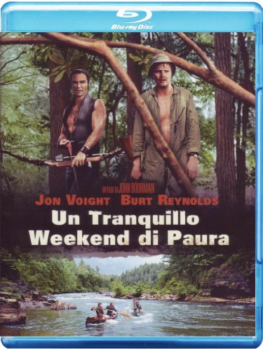 Un tranquillo weekend di paura [Blu-ray] [IT Import]