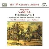 Vanhal: Symphonies Vol.2