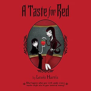 A Taste for Red Audiobook