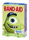 Band-Aid Adhesive Bandages Disney Pixar Monsters University - 20 CT