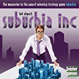 Suburbia Inc Board Game