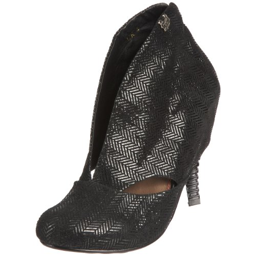 Feud London Women's Dynamic 20155 Black Heel 201550101 7 UK