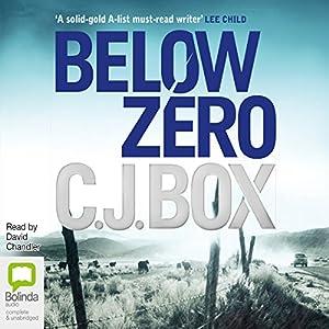 Below Zero Audiobook