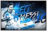 Messi Posters - Lionel Messi - FC Barcelona Sports Poster - Messi Posters for room -Messi Posters Barcelona - Motivational Inspirational football Quotes posters for room - 32