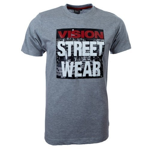 Vision Street Wear Highrise T-Shirt , grau