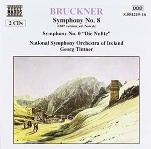 Symphony 8 (1887 Version) / Symphony 0 Die Nullte