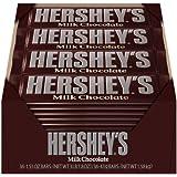 Hershey's Milk Chocolate Bar, 36 of 1.55-Ounce Bars