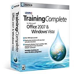 LEARN2 Complete - Training for Vista & Office 2007