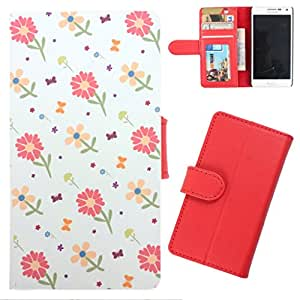DooDa - For Google Nexus 5 PU Leather Designer Fashionable Fancy Wallet Flip Case Cover Pouch With Card, ID & Cash Slots And Smooth Inner Velvet With Strong Magnetic Lock