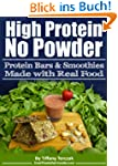 High Protein, No Powder: Protein Bars...