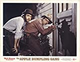 "The Apple Dumpling Gang 1975 Authentic 11"" x 14"" Original Lobby Card Don Knotts Western Disney"