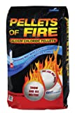 Pellets of Fire CP20 Snow & Ice Melter Calcium Chloride Pellets 20-Pound Bag