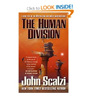 The Human Division (Old Man's War) by John Scalzi