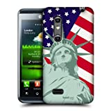 Head Case Liberty American Pride Design Back Case Cover For LG Optimus 3D P920