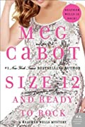 Size 12 and Ready to Rock (Heather Wells Mysteries) by Meg Cabot cover image