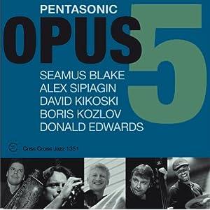 Opus 5 - Pentasonic cover