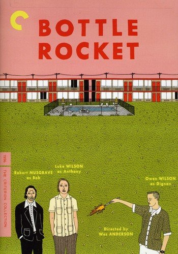 DVD : Bottle Rocket (Criterion Collection) (Special Edition, Widescreen, Dolby, AC-3, 2 Disc)