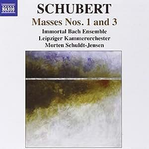 Masses Nos. 1 & 3