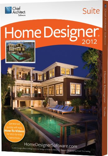 Home Designer Suite 2012 [Old Version]