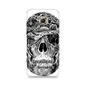 Mobicture Skull Abstract Premium Printed Case For Sasmung Galaxy S6