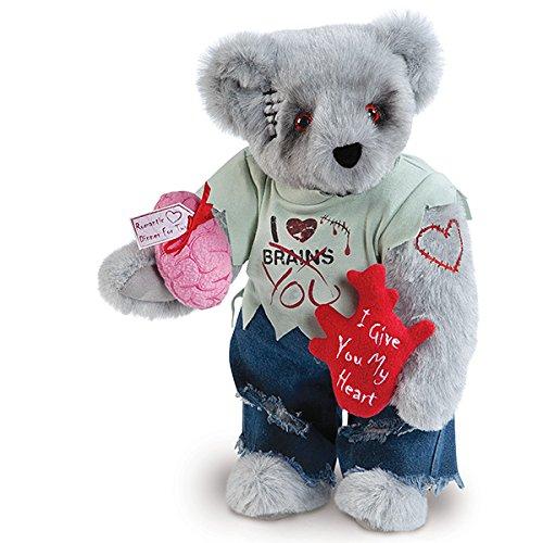 "15"" Zombie Love Teddy Bear"