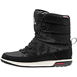 Adidas CW Choleah Padded CP Boot - Women\'s Black / Chalk White / Clear Onix - Print 10