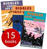 Biggles Collection: 15 Books
