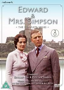Edward & Mrs. Simpson [Reino Unido] [DVD]: Amazon.es