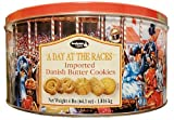 Jacobsens Imported Danish Butter Cookies 4lbs - A Day at the Races