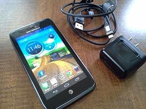 Amazon.com: Motorola Atrix HD MB886 4G LTE Android Smart ...