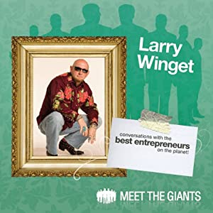 Larry Winget - Interview with the Pitbull of Personal Development Speech