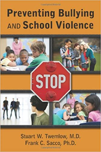 Book cover: preventing bullying and school violence