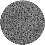 4er-Pack-Lammflor-Stuhlkissen-Sitzkissen-Polsterkissen-36x36-cm-Auswahl-36x36-cm-grau-hellgrau