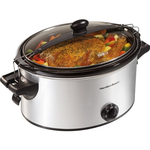 Great Features Of Hamilton Beach Stay or Go 6-Quart Slow Cooker