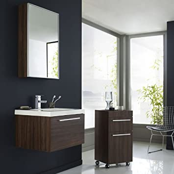 ensemble meubles de de salle de bains mixtes glide lavabo en en r sine meuble sous lavabo. Black Bedroom Furniture Sets. Home Design Ideas