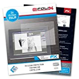 AtFoliX FX-Clear screen-protector for Wacom CINTIQ 21UX (2 pack) - Crystal-clear screen protection!